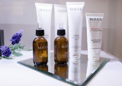 Mani di luce Mavex