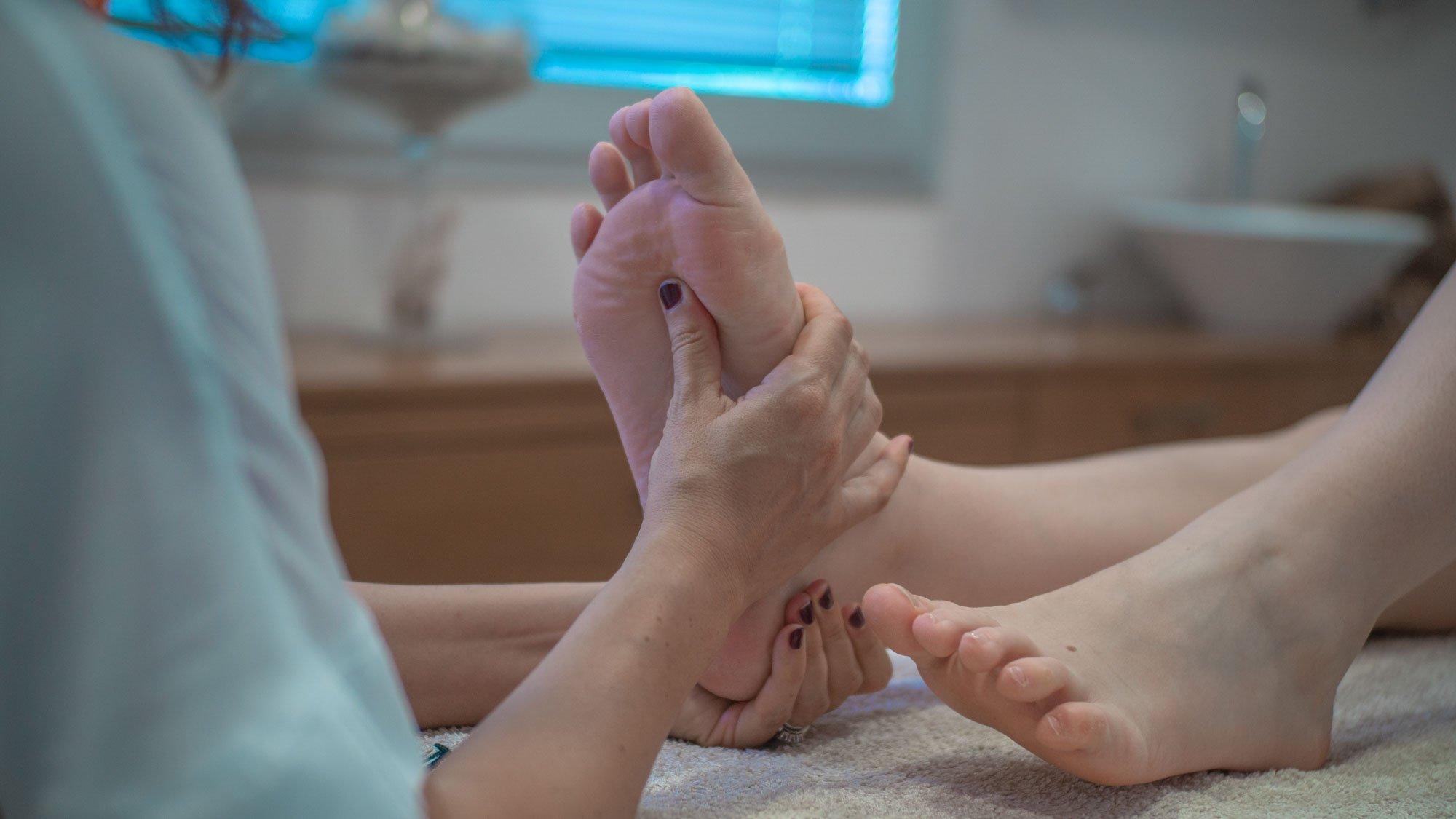 Mani di Luce Massaggio