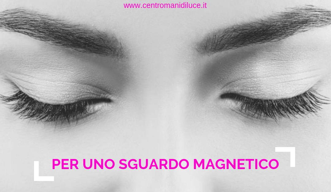 Ciglia lunghe e folte per uno sguardo magnetico!