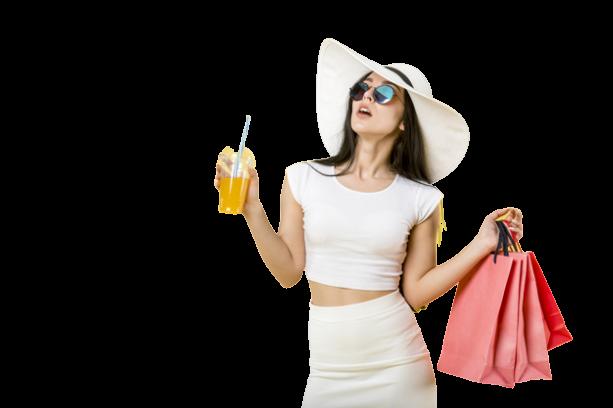 shopping online sulla nuova sezione e-commerce